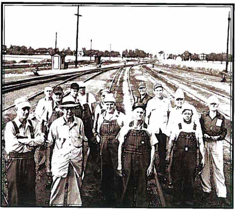 Village Of Dupo Il 187 Historic Railroad