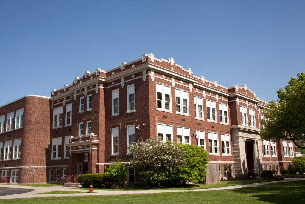 High-School-building
