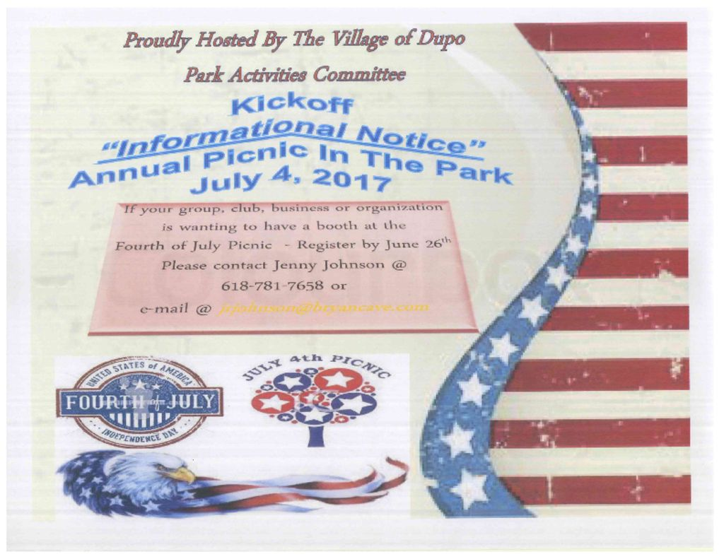 thumbnail of July 4th Register