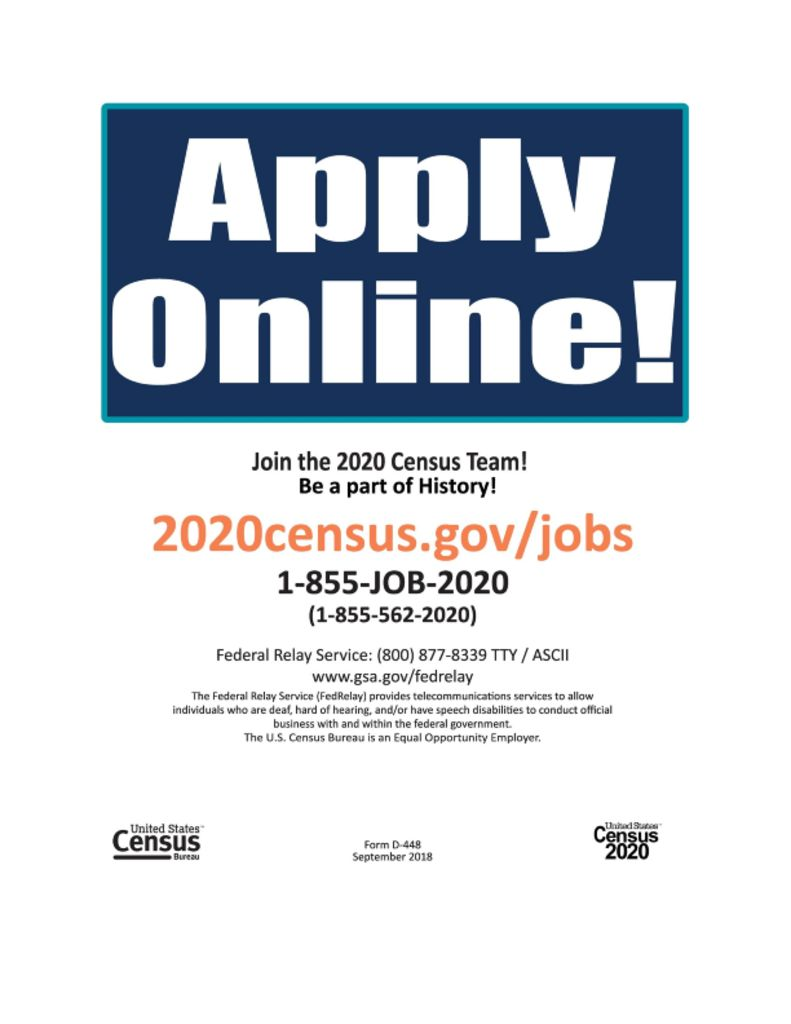 thumbnail of 2020 Census jobs 3